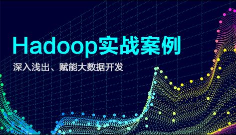 深入浅出、点金赋能!Hadoop体系大数据开发案例实战