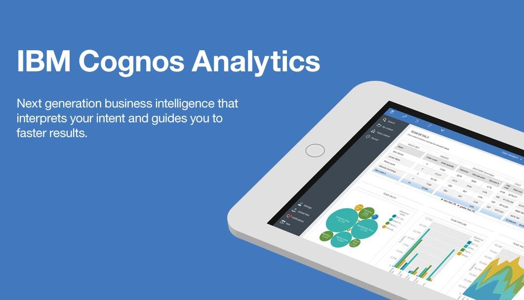 IBM Cognos Analytics 试用申请【20-30 个试用名额】