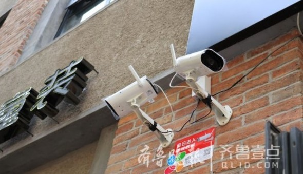 """济南新增2.2万个云眼监控 遗失盗抢都能""""看""""到 具备人工智能"""